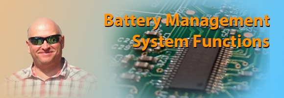 Battery Management System Functions