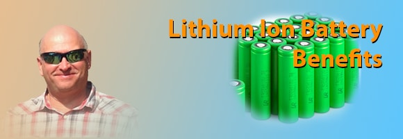 Why use Lithium-Ion Chemistry